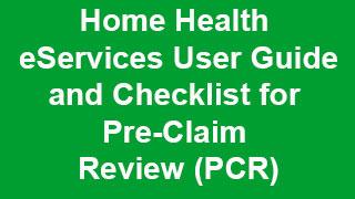 Palmetto GBA - JM Home Health and Hospice - Video Education
