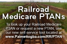 Palmetto Gba Railroad Medicare